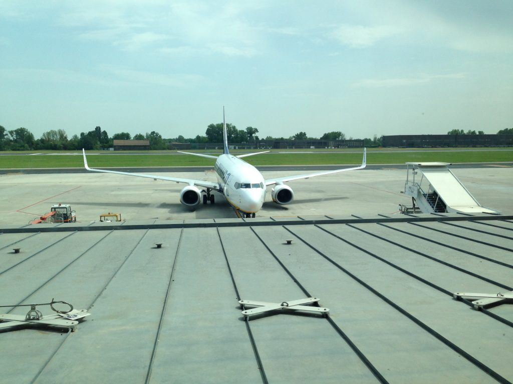 treviso airport parking